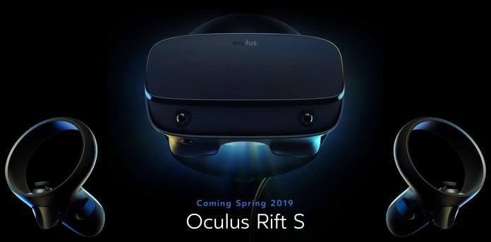Oculus Rift S Versus Oculus Rift The Spec Comparison Chart Venturebeat