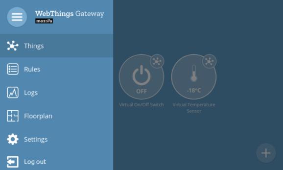 Mozilla WebThings