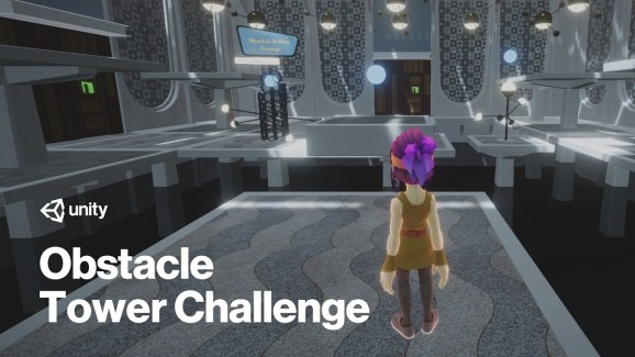 Unity unveils round 2 of Obstacle Tower Challenge for game