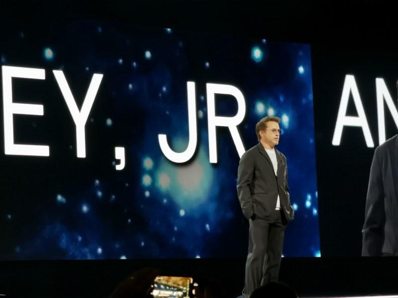 Robert Downey Jr. re:MARS