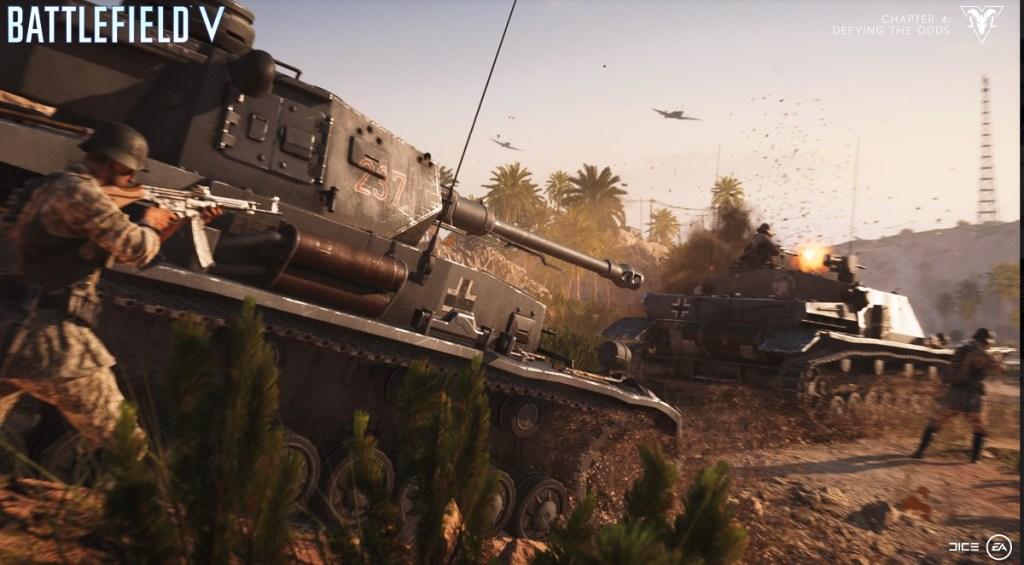 bfv 7 - Battlefield V: Breaking down the EA Play news from E3