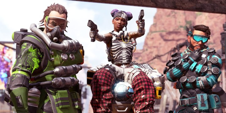 Apex Legends is creating its own identity.