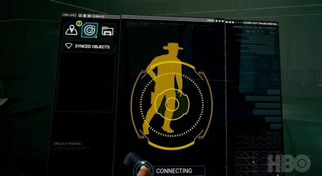 Westworld Awakening has a lot of tech.
