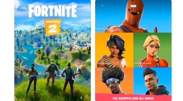 Fornite Chapter 2 apparently leaks via Apple