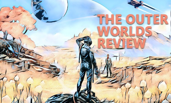 GamesBeat Decides: The Outer Worlds review