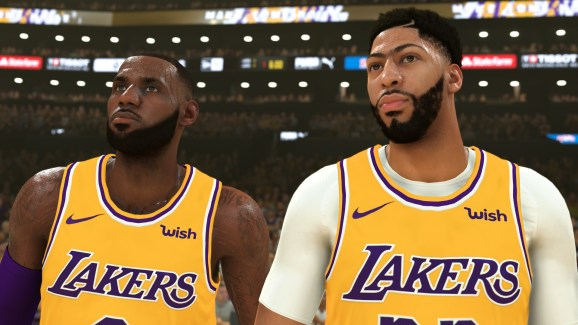 Lebron James and Anthony Davis rule the roost in NBA 2K20. But should they?