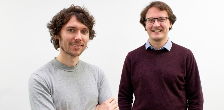 Tines founders Eoin Hinchy and