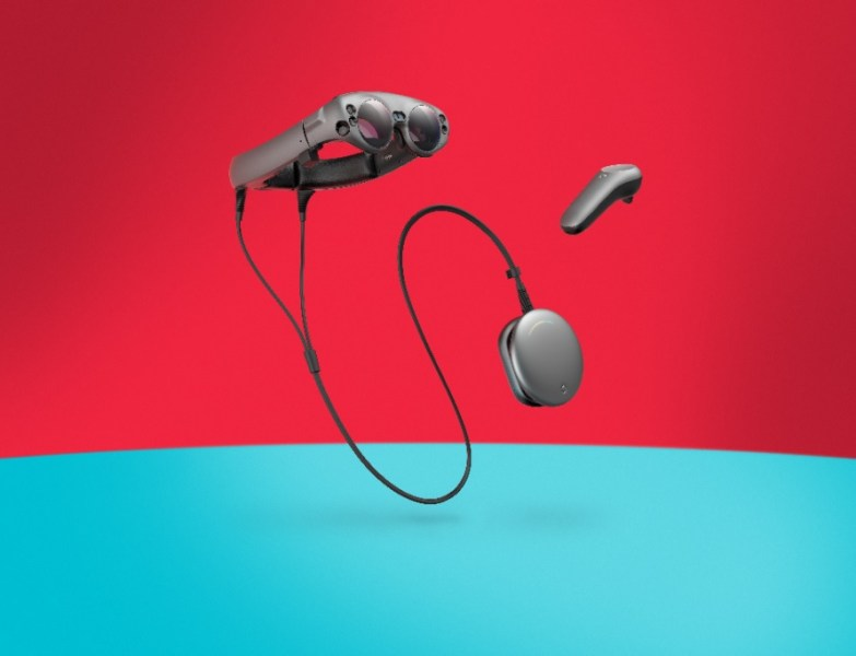 Magic Leap 1 headset is $2,995.