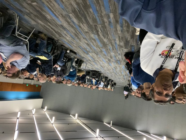 The crowd at the second RISC-V Summit.