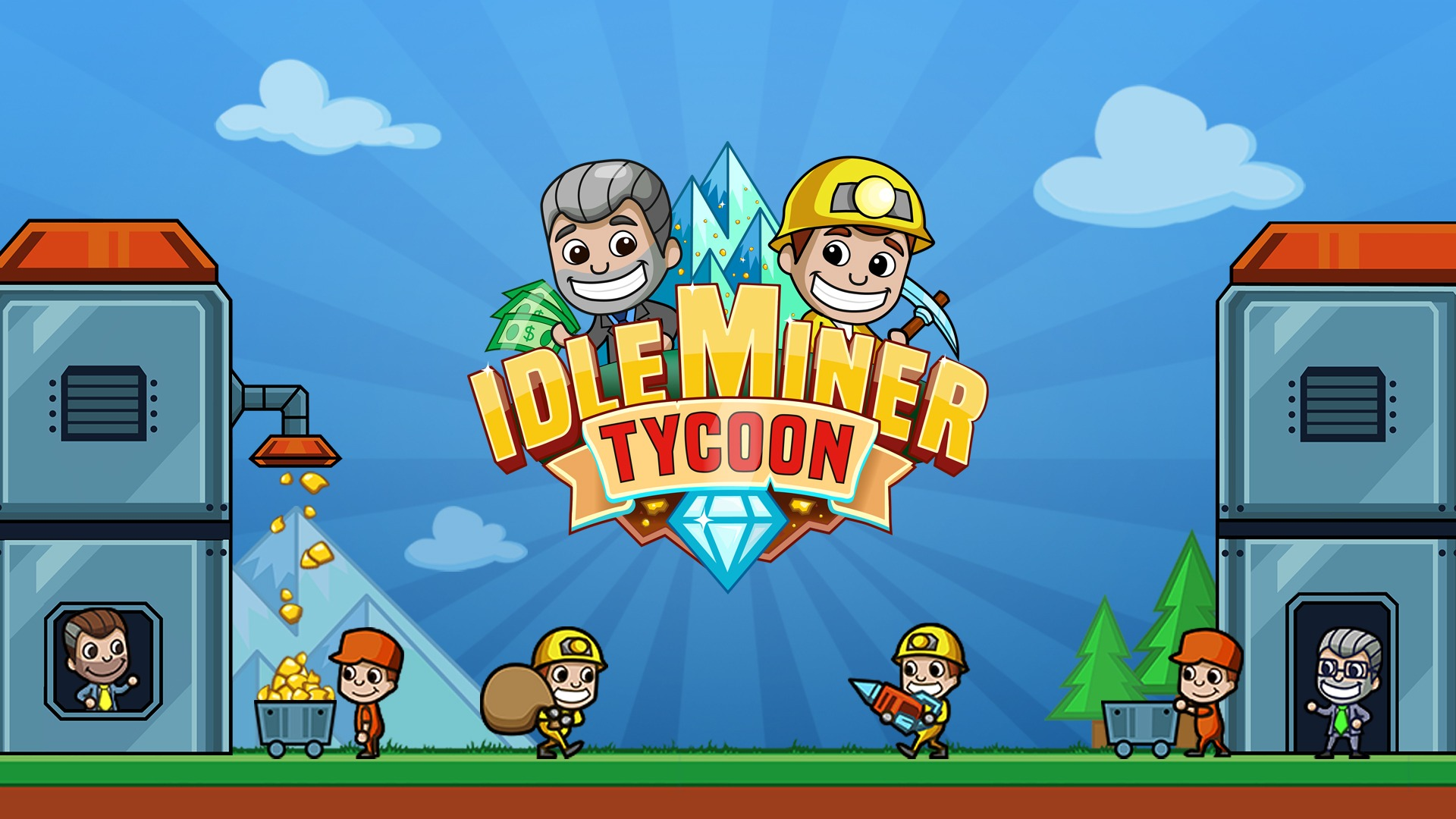 Idle Miner Tycoon MOD APK | Unlimited Money