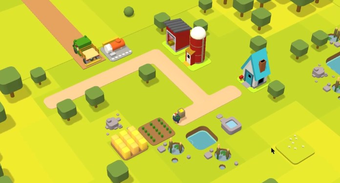 Townstar is going to have 1,000 Farm Bots.