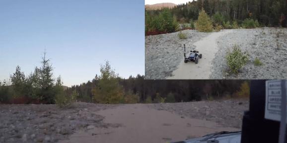 AI buggy training