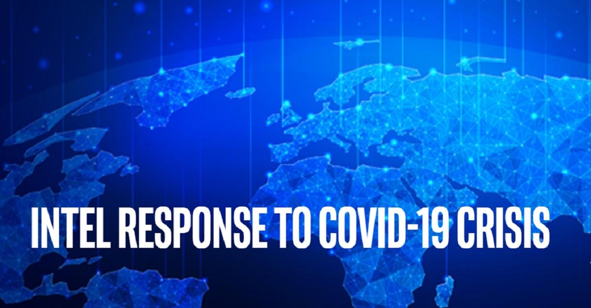 Cloud Computing: Intel is donating more than $50 million to fight the coronavirus.