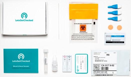 LetsGetChecked raises $71 million for at-home coronavirus test kits 6