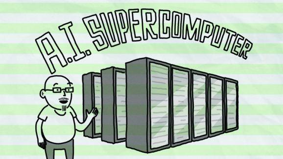 Microsoft AI supercomputer