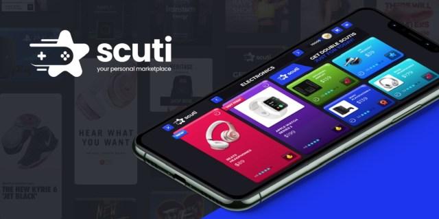 Scuti puts a whole real-world e-commerce store in a game.
