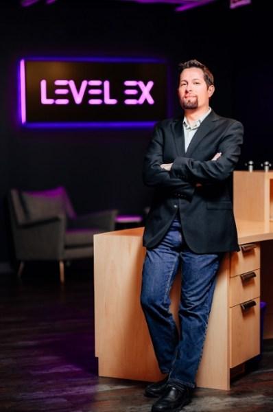 Sam Glassenberg is CEO of Level Ex.
