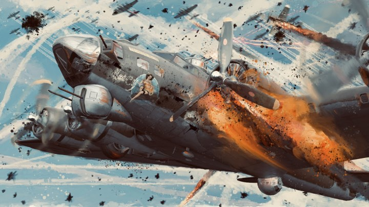 B-17 is one of MicroProse's upcoming games.