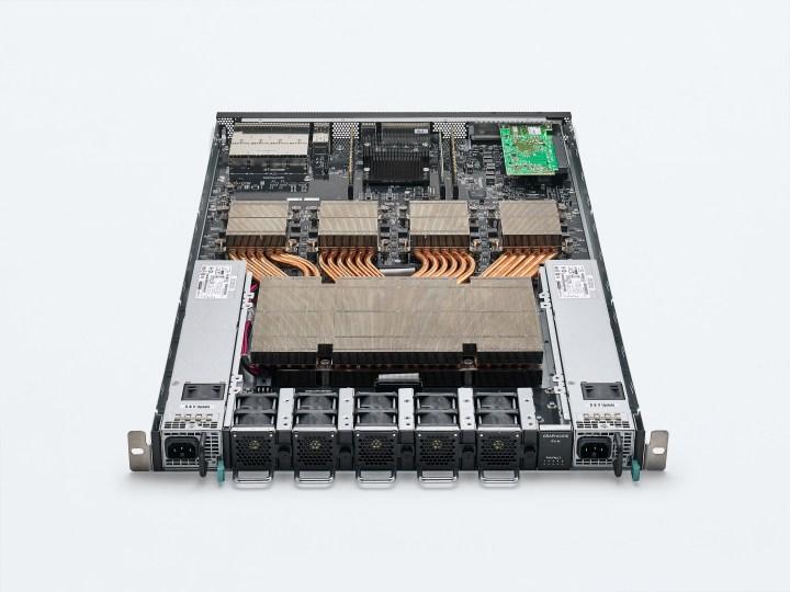 Graphcore GC011 rack