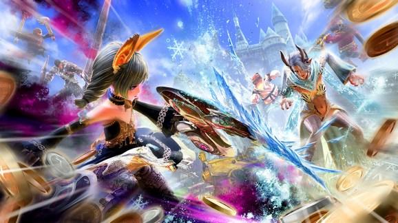 Tera: Battle Arena.