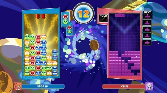 Puyo Puyo Tetris 2.