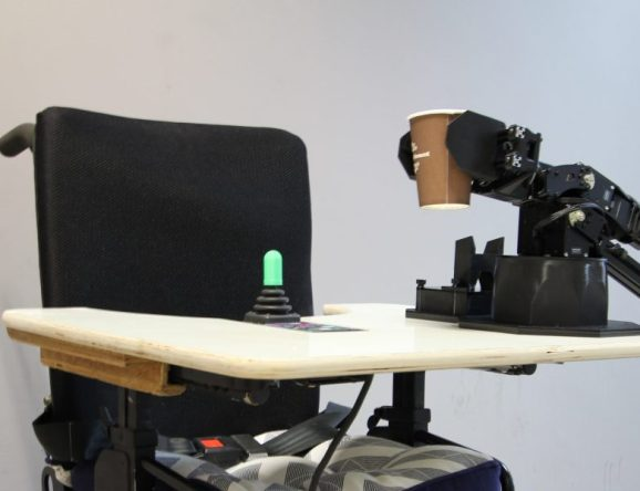 Intel robotic arm