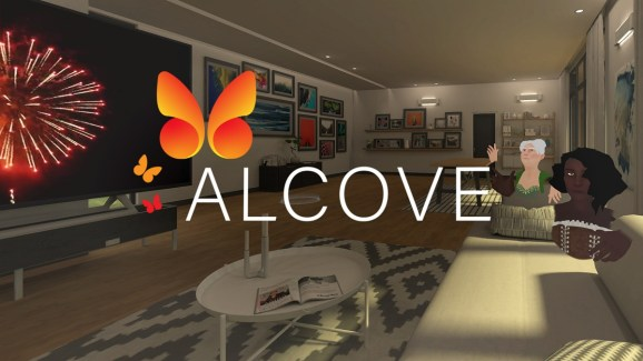 Alcove is a VR app that crosses generations.