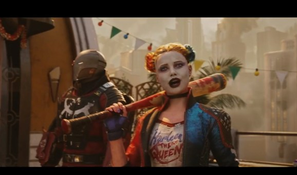 Rocksteady Games showed off Suicide Squad: Kill the Justice League.