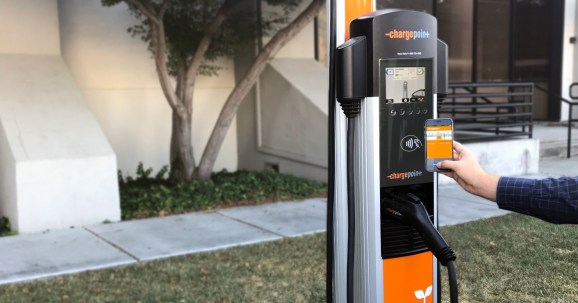 ChargePoint: Tap to charge