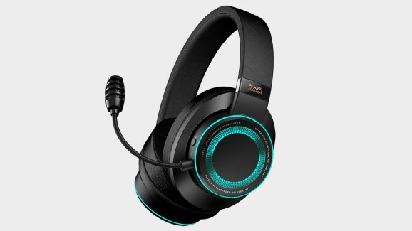 The SXFI Gamer headset from Creative.