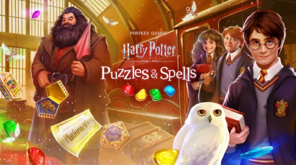 Harry Potter: Puzzles & Spells debuts on iOS and Android on September 23.