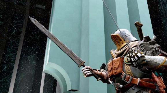 Swords of Gargantua.