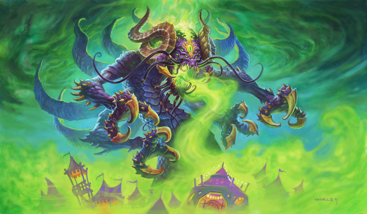 How Hearthstone's designers crafted Duels and Madness at the Darkmoon Faire 2