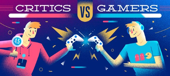 Critics and gamers have a history of disagreeing on review scores.