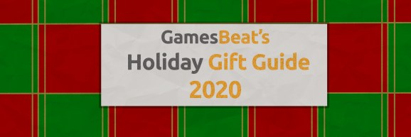 Looking for good gifts for gamers? We got this.