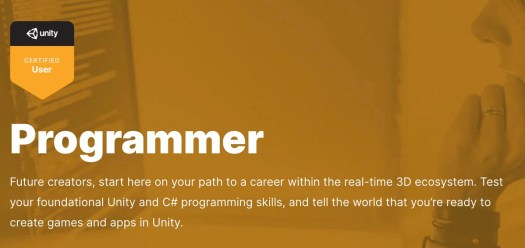 Unity will groom 80,000 game developers with education initiative 2
