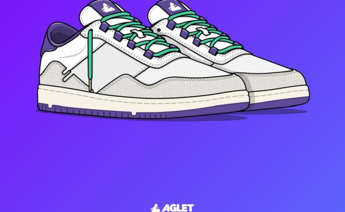 Aglet is gamifying sneaker collection.