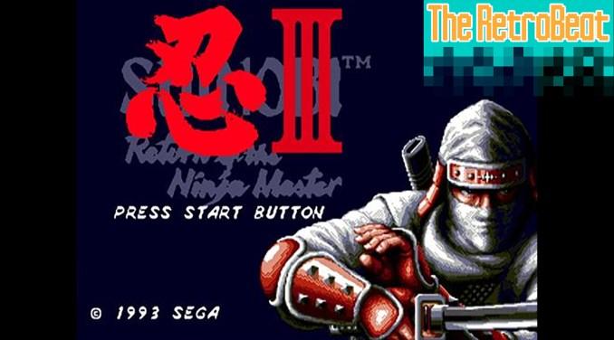 The RetroBeat — Shinobi III: Return of the Ninja Master is a Genesis treasure I missed