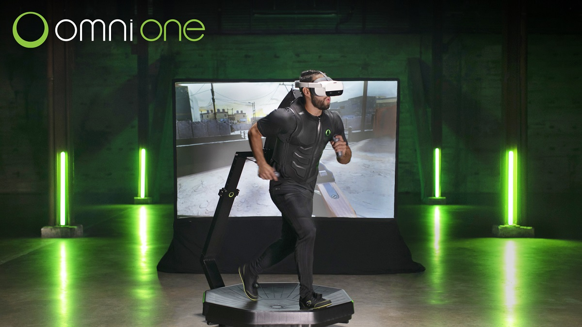 Virtuix is ​​raising $ 11 million on SeedInvest for the Omni One VR conveyor belt