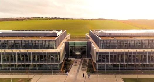 Arm's campus in Cambridge, United Kingdom.