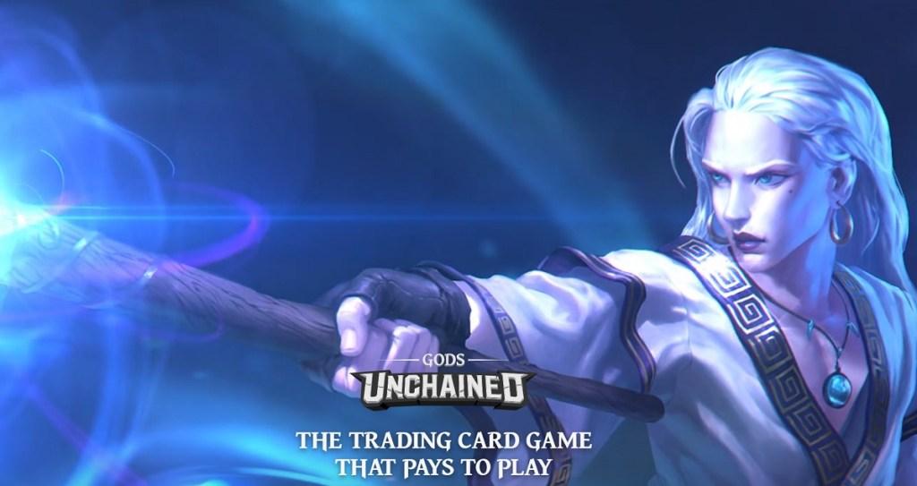 Το Gods Unchained πληρώνει για να παίξει.