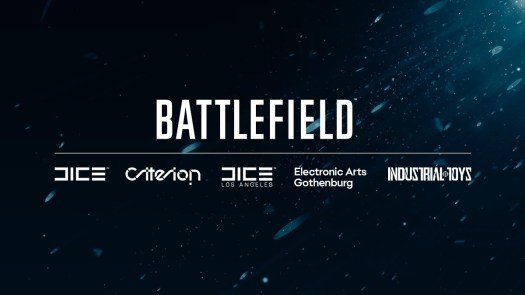 Battlefield will have a mobile version in 2022.