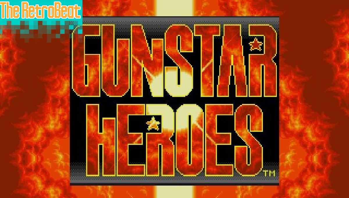Gunstar Heroes.