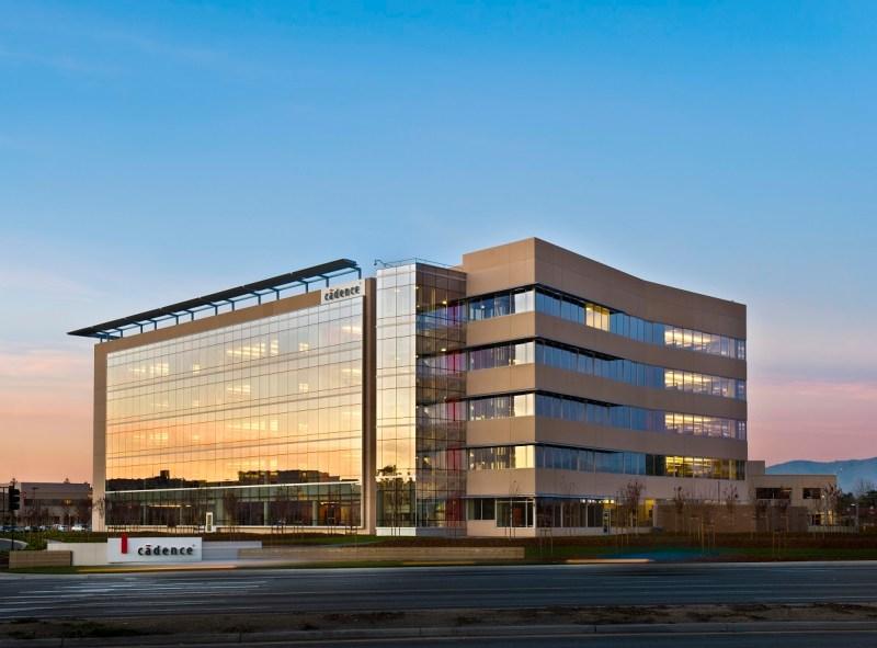 Cadence's headquarters in San Jose, California.
