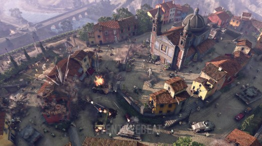 Company of Heroes 3 hands-on: Kicking the Germans out of Italy 2