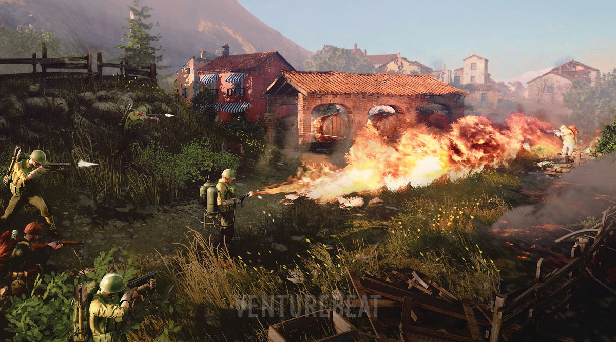 Company of Heroes 3 hands-on: Kicking the Germans out of Italy 7