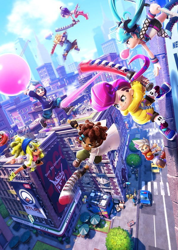 How GungHo launched its bubblegum fighting game Ninjala in the pandemic 4
