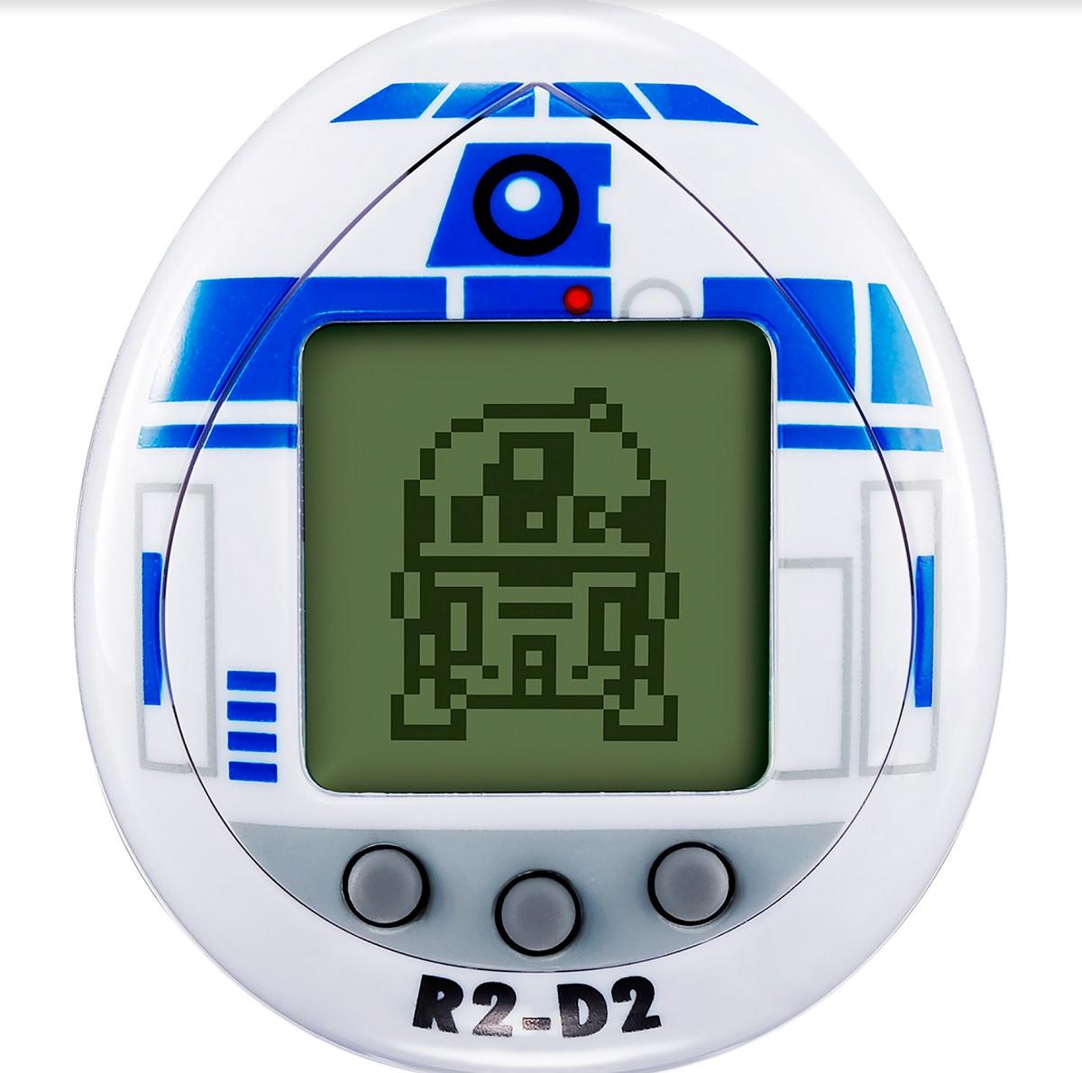 Beep-Beep: Bandai Namco is launching a Star Wars R2-D2 Tamagotchi 4