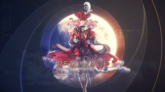 The Red Mage.
