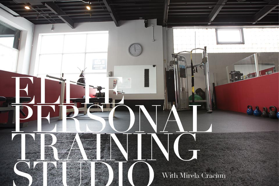 Elite Personal Training Studio